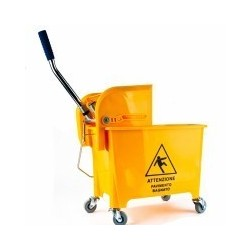 CARRELLO MOCIO CLEAN WARNING LADYDOC 06507