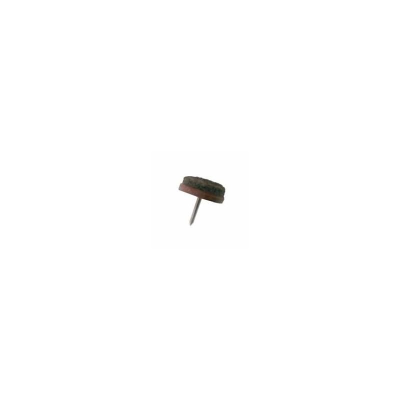 SOTTOPIEDE FELTRINO C/CHIODO mm 26