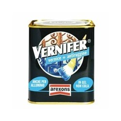 VERNIFER ml 750 NERO BRILLANTE AREXONS