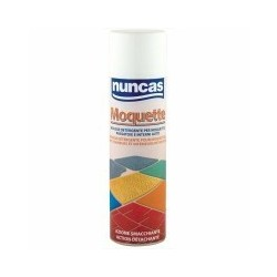 DETERGENTE MOQUETTE SPRAY ml 500 NUNCAS