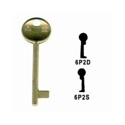 6P2D CHIAVE PATENT GBC-MP-OASA-PGP DX 25
