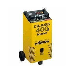 CARICABATTERIE BOOSTER 400E START CARR DECA
