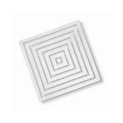 PEDANA DOCCIA BIANCA 50x50 4325P1 GIGANPL