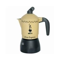 CAFFETTIERA ORZO EXPRESS GIALLA TZ 4 BIALETTI
