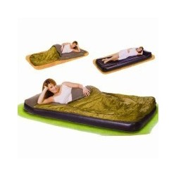 MATERASSO AIRBED CAMPING SACCO 101x203 h 22 FIVES